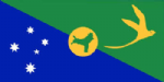 Christmas Island Large Flag - 5' x 3'.